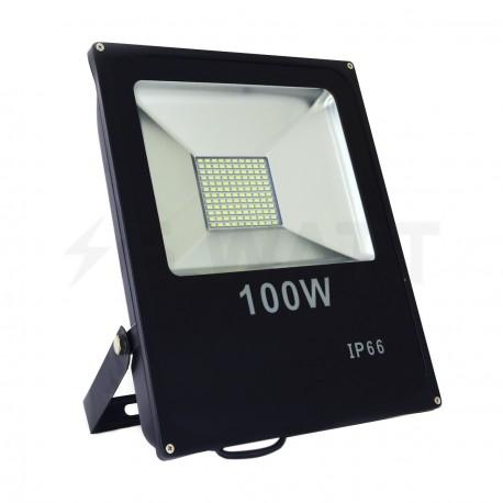 Світлодіодний прожектор BIOM 100W S2-SMD-100-Slim 6500К 220V IP65 - придбати