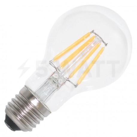 Світлодіодна лампа Biom FL-309 A60 6W E27 3000K - придбати