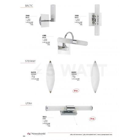 Настенный светильник NOWODVORSKI Baltic 3350 - недорого