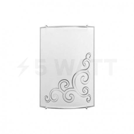 Настенный светильник NOWODVORSKI Arabeska Silver 3696 - купить