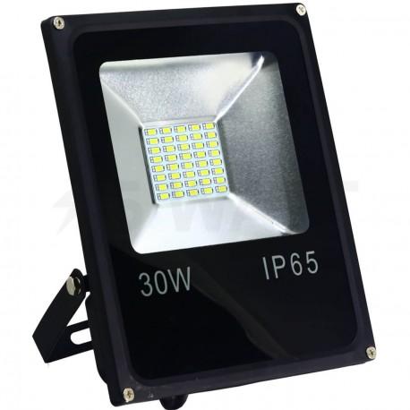 Светодиодный прожектор BIOM 30W SMD-30-Slim 6500К 220V IP65 - купить