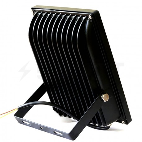 Світлодіодний прожектор BIOM 30W SMD-30-Slim 6500К 220V IP65 - недорого