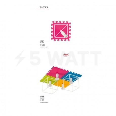 Настінний світильник NOWODVORSKI Blocks 9727 - недорого