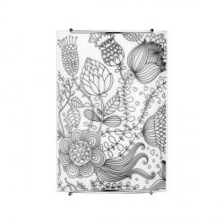 Настенный светильник NOWODVORSKI Blossom Black 5602