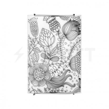 Настенный светильник NOWODVORSKI Blossom Black 5602 - купить