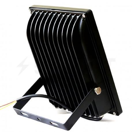 Светодиодный прожектор BIOM 50W SMD-50-Slim 6500К 220V IP65 - недорого