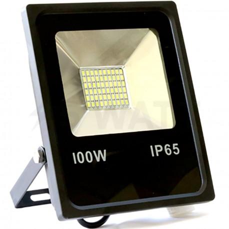 Светодиодный прожектор BIOM 100W SMD-100-Slim 6500К 220V IP65 - купить