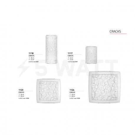 Настенный светильник NOWODVORSKI Cracks 1118 - недорого