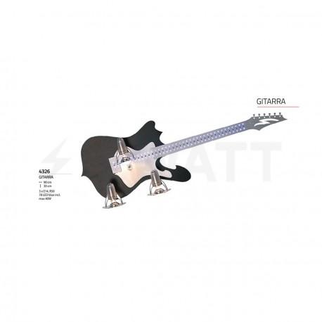 Настінний світильник NOWODVORSKI Gitarra Led 4326 - недорого