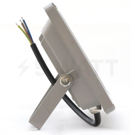 Світлодіодний прожектор матричний OEM 10W IP65 slim 220V CW холодний білий - недорого