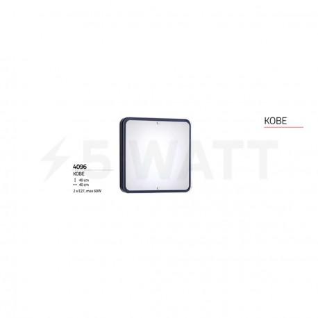 Настінний світильник NOWODVORSKI Kobe 4096 - недорого