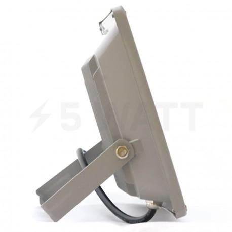 Світлодіодний прожектор матричний OEM 20W IP65 slim 220V CW холодний білий - недорого