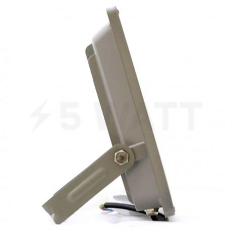 Светодиодный прожектор матричный OEM 30W IP65 slim 220V CW холодный белый - недорого