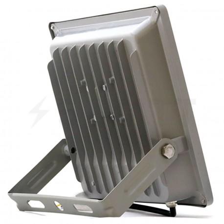 Светодиодный прожектор матричный OEM 30W IP65 slim 220V CW холодный белый - в Украине