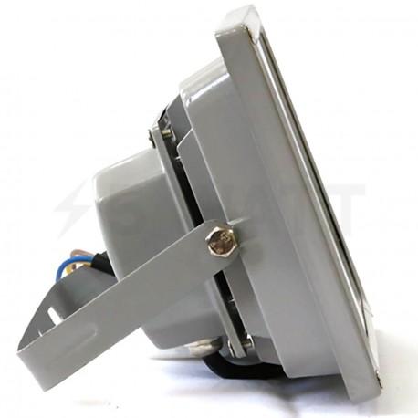 Світлодіодний прожектор матричний OEM 20W 220V IP65 CW холодний білий econom - в Україні
