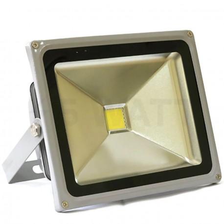 Світлодіодний прожектор матричний OEM 30W 220V IP65 CW холодний білий econom - придбати