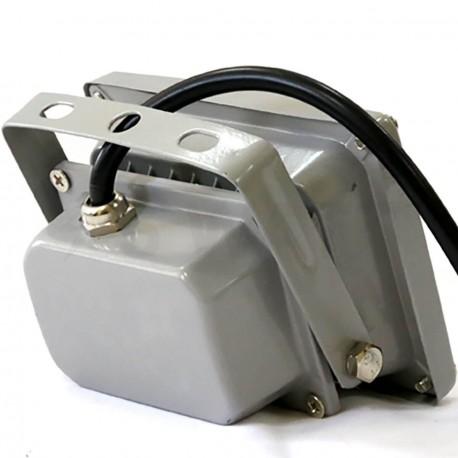 Светодиодный прожектор матричный OEM 10W IP66 220V СW холодный белый - недорого