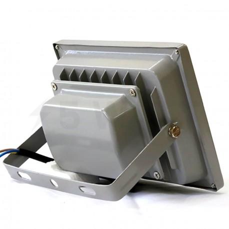 Светодиодный прожектор матричный OEM 20W IP65 220V СW холодный белый - недорого