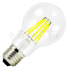 Светодиодная лампа Biom FL-312 A60 8W E27 4500K - купить
