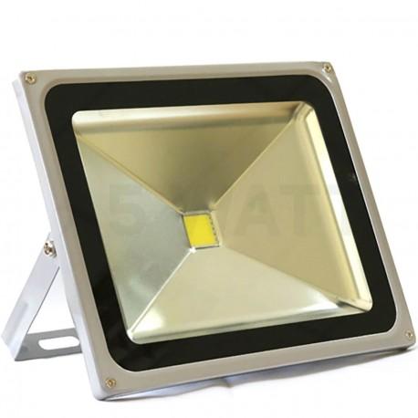 Светодиодный прожектор матричный OEM 50W IP65 220V СW холодный белый