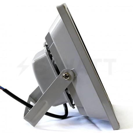Светодиодный прожектор матричный OEM 50W IP65 220V СW холодный белый - в Украине