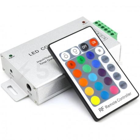 Контролер RGB OEM 12А-RF-24 кнопки - придбати