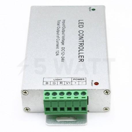 Контроллер RGB OEM 12А-RF-24 кнопки - в интернет-магазине