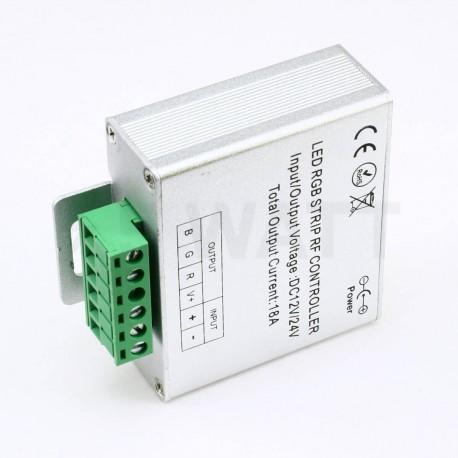 Контроллер RGB OEM 18А-RF-5 Touch черный - в интернет-магазине