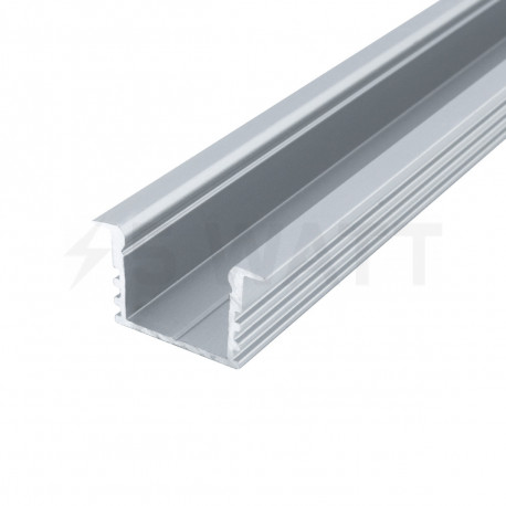 Профіль алюмінієвий анодований LED LPV-12 - придбати