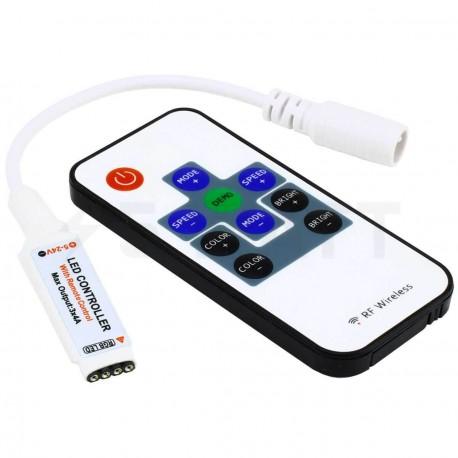Контроллер RGB OEM 6А-RF-10 кнопок - купить