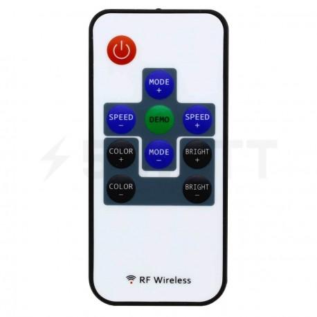 Контролер RGB OEM 6А-RF-10 кнопок - в Україні