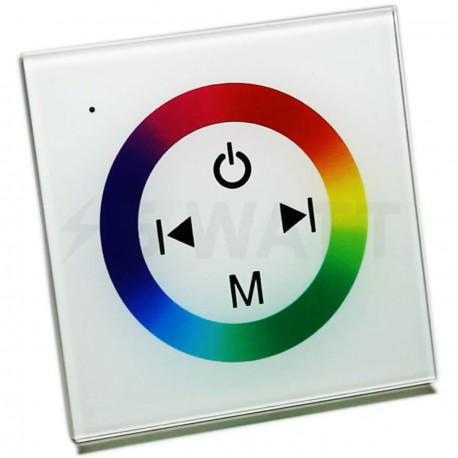 Контроллер RGB OEM 12A-Touch white встраиваемый - купить