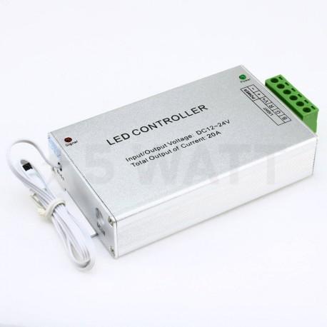 Контролер RGB OEM 20А-IR-24 кнопки - недорого