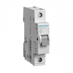 Автоматический выключатель 1P 6kA C-40A 1M, Hager (MC140A)