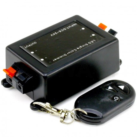 Димер OEM 8A-RF-3 кнопки 1 канал - придбати