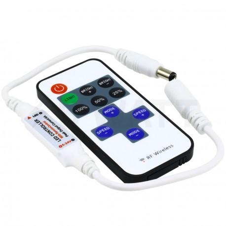 Диммер OEM 6A-RF-11 кнопок 1 канал - купить