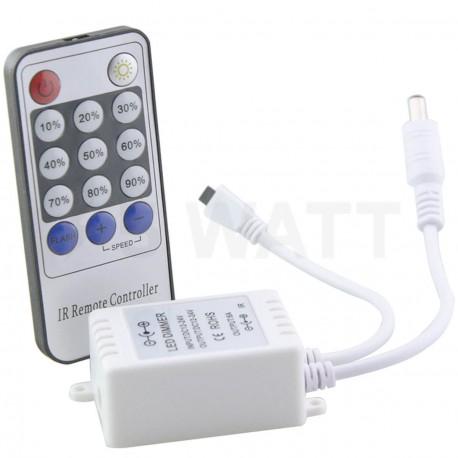Диммер OEM 6A-IR-14 кнопок 1 канал - купить