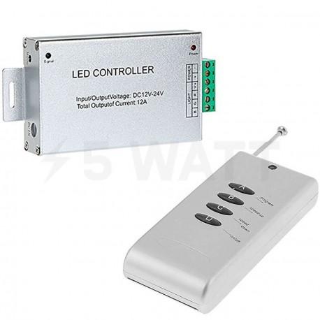 Контроллер RGB OEM 12А-RF-4 кнопки - купить