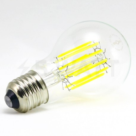 Світлодіодна лампа Biom FL-314 A60 10W E27 4500K - недорого