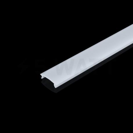 Розсіювач матовий BIOM для LED профіля, 2 м. - недорого