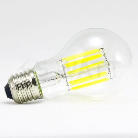 Світлодіодна лампа Biom FL-314 A60 10W E27 4500K - в Україні
