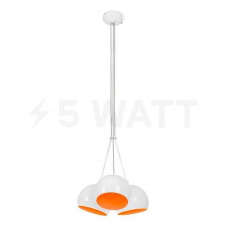 Люстра NOWODVORSKI Ball White-Orange Fluo 6581 - купить