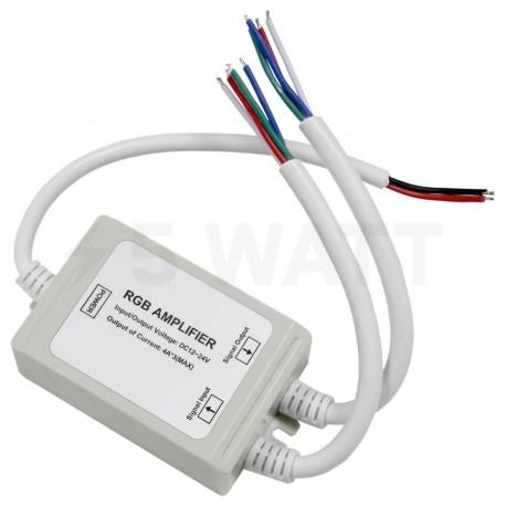 Підсилювач RGB OEM AMP 12А WP (герметичний) 40