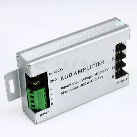 Усилитель RGB OEM AMP 30А m - в интернет-магазине