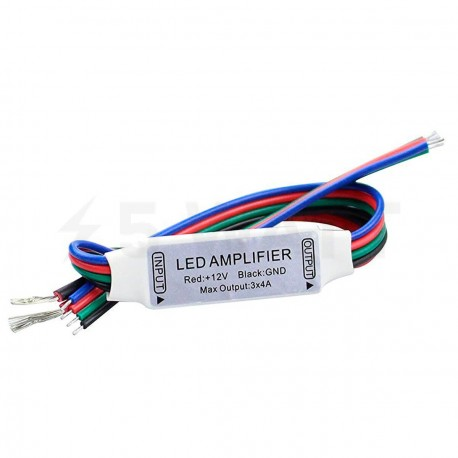 Підсилювач RGB OEM AMP 6A SMART LED - придбати