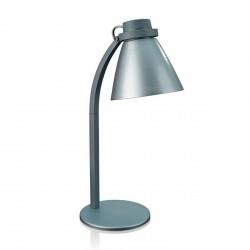 Светильник настольный PHILIPS Dennis E27 1x11W Grey (915000010520)