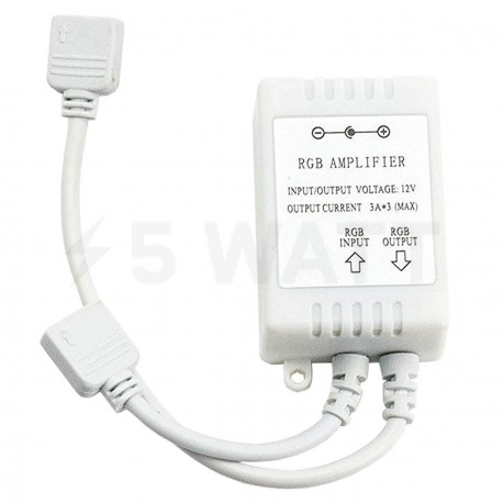 Підсилювач RGB OEM AMP 9А pl - недорого