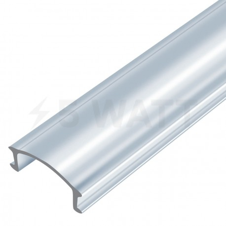 Рассеиватель матовый BIOM для LED профиля, 2 м. - купить