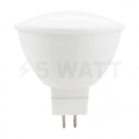 Светодиодная лампа Biom BB-401 5W MR16 GU5.3 3000K - купить