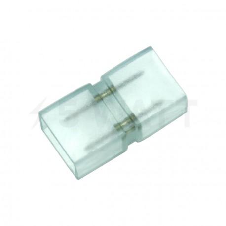Коннектор для светодиодных лент 220В 5050/3014 (2 разъёма+2pin(2шт.))